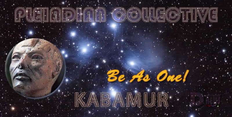 Be As One! Pleiadian Collective