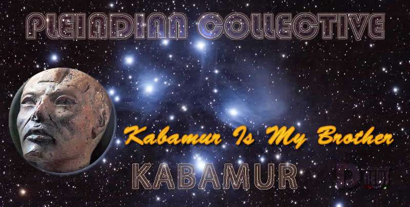 Kabamur is My Brother - Pleiadian Collective Cover