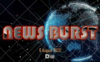 News Burst 6 Agosto 2020 – Live Feed