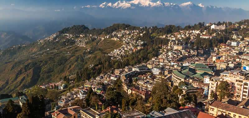 Light Forces Operations In India - Darjeeling