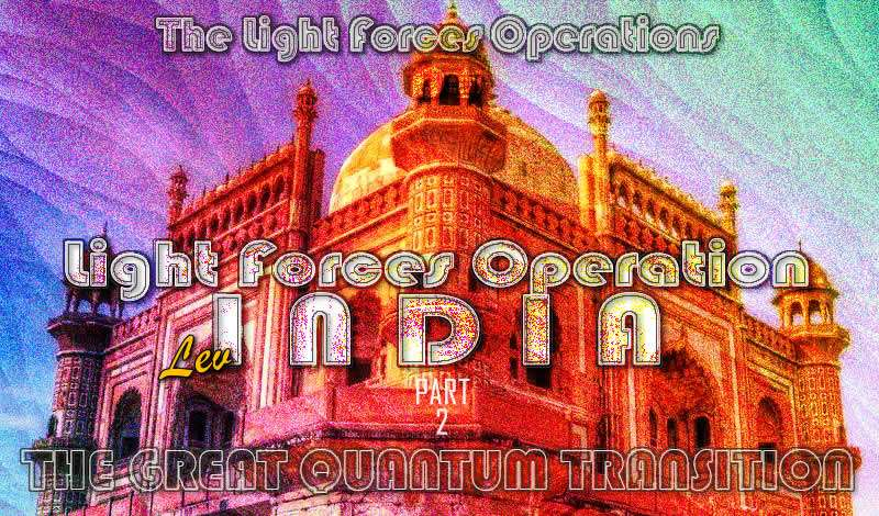 Light Forces Operations In India - Part 2